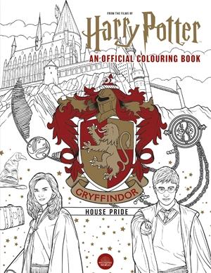 Harry Potter: Gryffindor House Pride