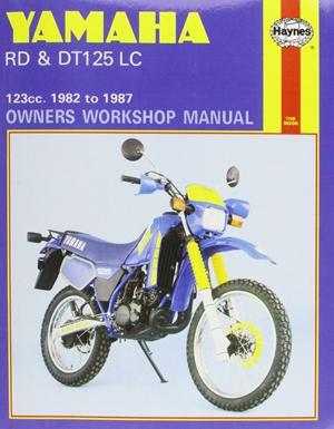 Yamaha RD & DT125LC, '82-'87