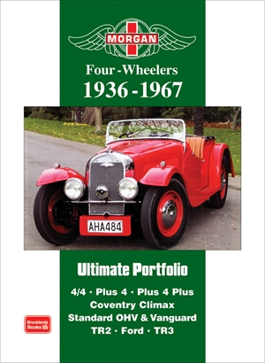 Morgan Four-Wheelers 1936-1967