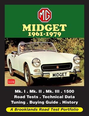 MG Midget 1961-1979