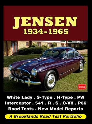 Jensen Cars 1934-1965