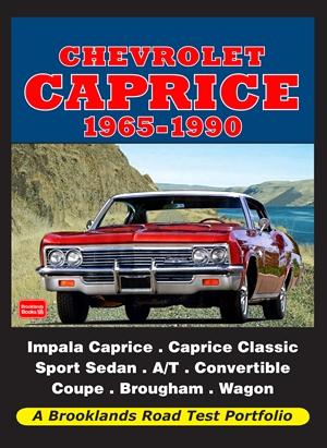 Chevrolet Caprice 1965-1990