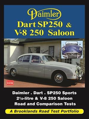 Daimler Dart SP250 & V-8 250 Saloon