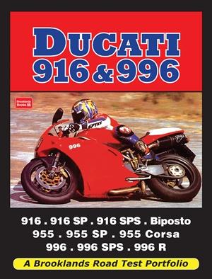 Ducati 916 & 996