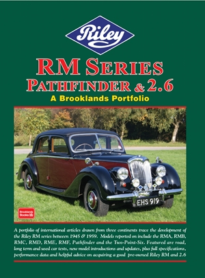 Riley RM Series Pathfinder & 2.6