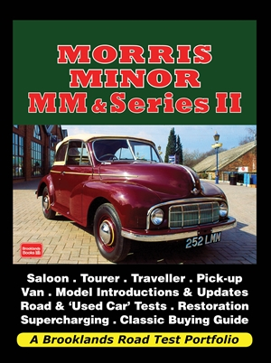 Morris Minor MM & Series II