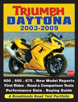Triumph Daytona 2003-2009