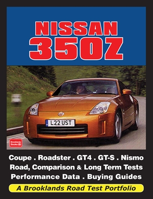 Nissan 350Z Road Test Portfolio