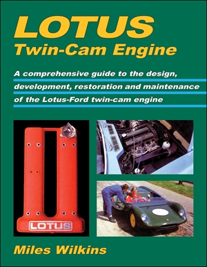 Lotus Twin-Cam Engine