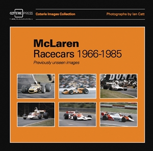 McLaren Racecars 1966-1985