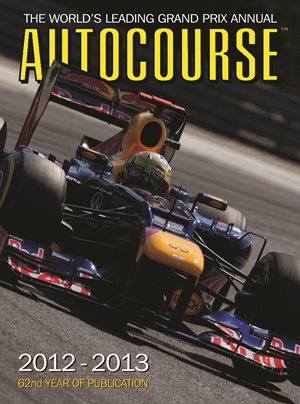 Autocourse 2012-2013  The World's Leading Grand Prix Annual