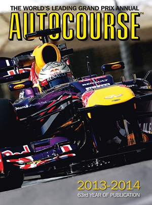Autocourse 2013-2014 The World's Leading Grand Prix Annual