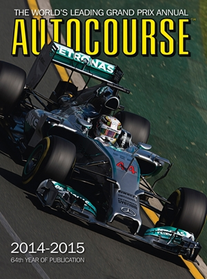 Autocourse 2014-2015 The World's Leading Grand Prix Annual