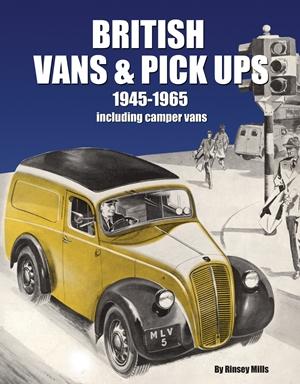 British Vans & Pick-Ups 1945-1965