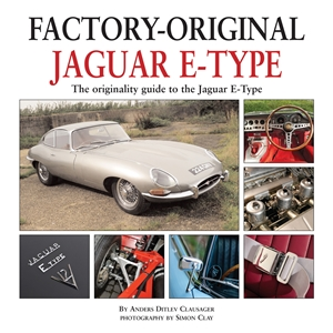Jaguar E-Type The Originality Guide to the Jaguar E-Type Mk2