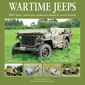 Wartime Jeeps WW2 Jeeps - Prototypes, Production Models & Special Versions