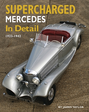Supercharged Mercedes In Detail