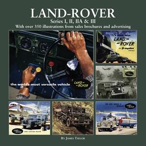 Land-Rover Series I, II, IIA & III