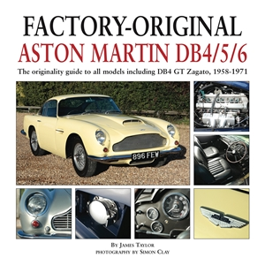 Factory-Original Aston Martin DB4/5/6