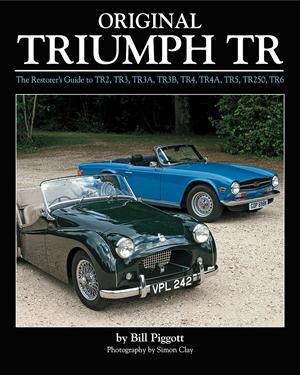 Original Triumph TR