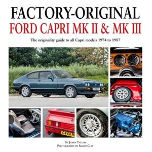 Factory-Original Ford Capri Mk II & Mk III