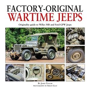 Factory-Original Wartime Jeeps