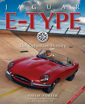 Jaguar E-Type The Definitive History