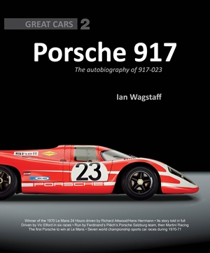 Porsche 917 The Autobiography of 917-023