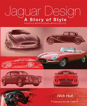 Jaguar Design A Story of Style