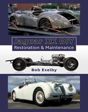 Jaguar XK DIY