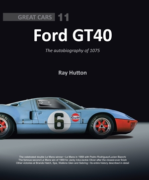 Ford GT40 The autobiography of 1075