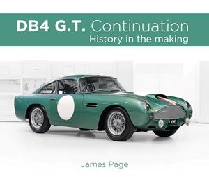 Aston Martin DB4GT Continuation