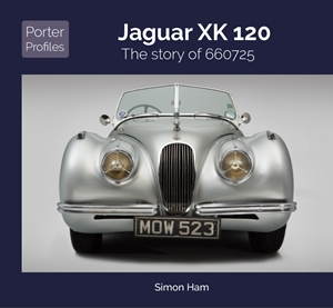 Jaguar XK120 The story of 660725
