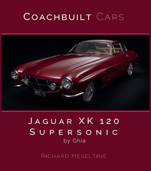 Jaguar XK 120 Supersonic by Ghia