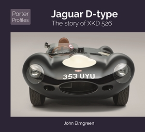Jaguar D-type The story of XKD526