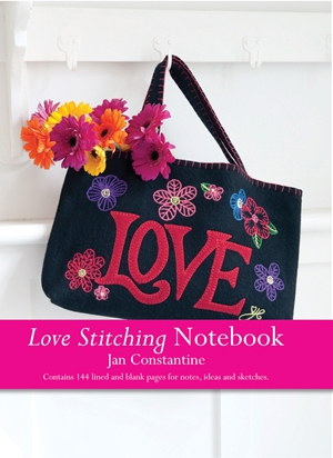 Love Stitching Notebook - Love
