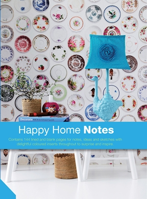 Happy Home Notes - Turquoise