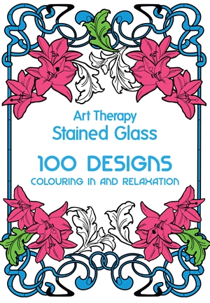 Art Therapy: Stained Glass