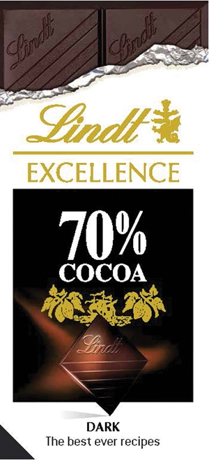 Lindt Chocolate Bar