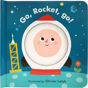 Little Faces: Go, Rocket, Go!
