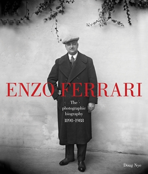Enzo Ferrari The photographic biography