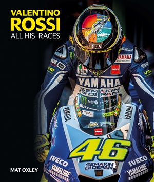Valentino Rossi All His Races