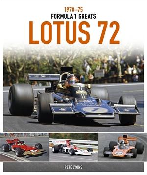 Lotus 72 1970-75