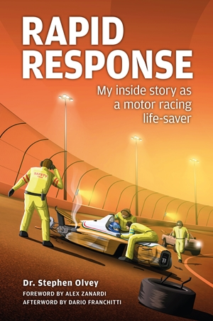 Rapid Response My inside story as a motor racing life-saver