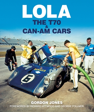 Lola The T70 and Can-Am Cars