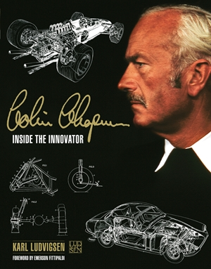 Colin Chapman Inside the Innovator
