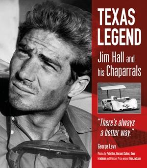 Texas Legend Jim Hall and his Chaparrals