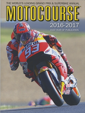 Motocourse 2016-2017 40th Anniversary Edition
