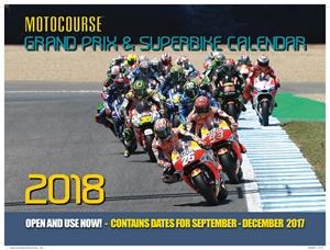 Motocourse 2018 Grand Prix & Superbike Calendar