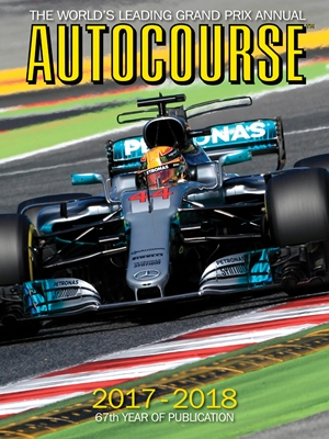 Autocourse 2017-2018 The World's Leading Grand Prix Annual